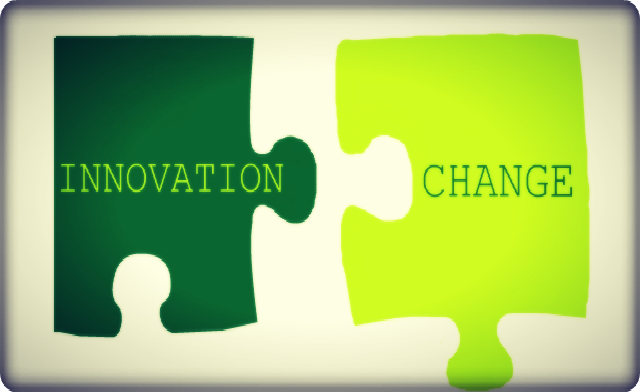 Difference Between Change and Innovation